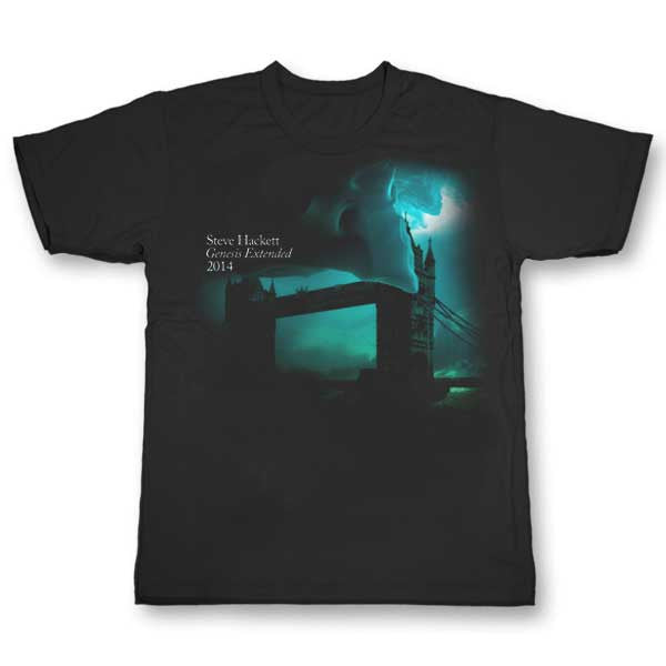 Dancing With The Moonlit Knight Tour T-Shirt