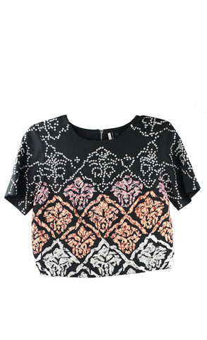 Blusa Semi-Formal Topshop