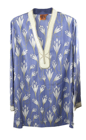 Blusa Camisera Tory Burch