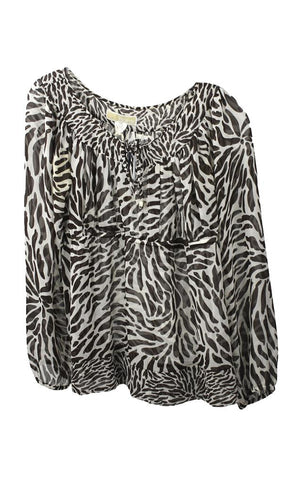 Blusa Semi-Formal Michael Kors