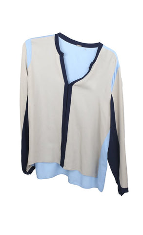Blusa Formal Elie Tahari