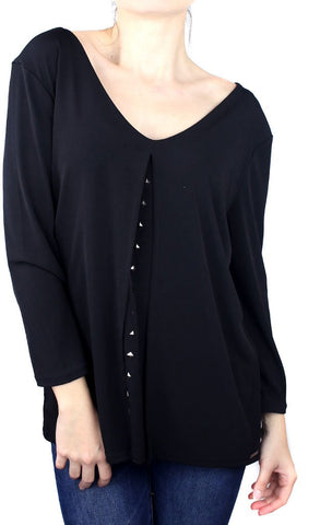 Blusa Formal Tahari