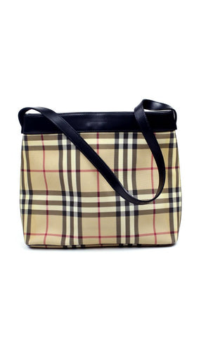 Satchel Burberry
