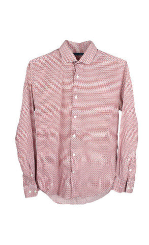 Camisa Manga Larga Perry Ellis