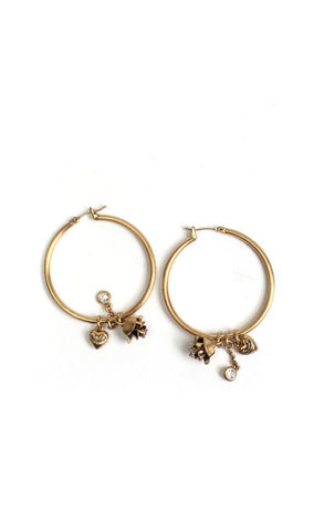 Aretes Juicy Couture