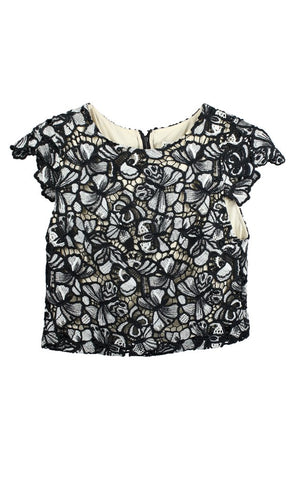 Blusa Casual Alice and Olivia