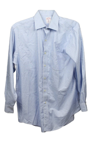 Camisa Manga Larga 346 brooks brothers