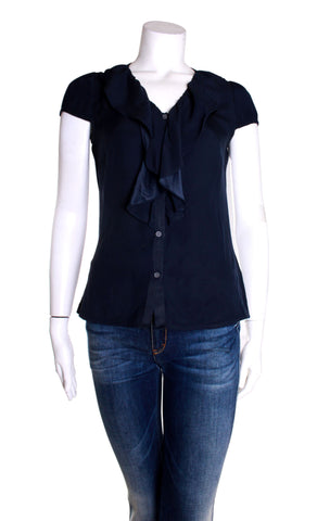Blusa Semi-Formal banana republic
