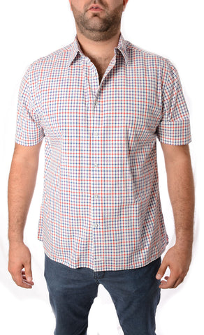 Camisa Manga Corta Johnston & Murphy