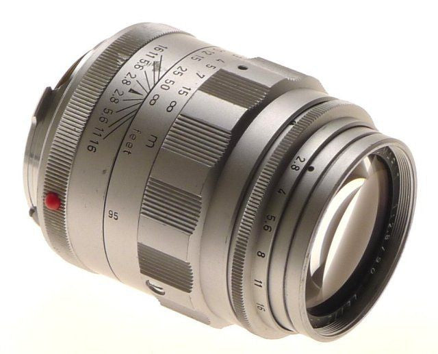 "Leica ""Fat"" Tele-Elmarit 90mm F2.8 1st version…Short & Sweet"