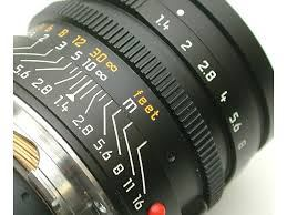 Leica Summilux-M 35mm F1.4 AA ASPHERICAL 1st version Lens