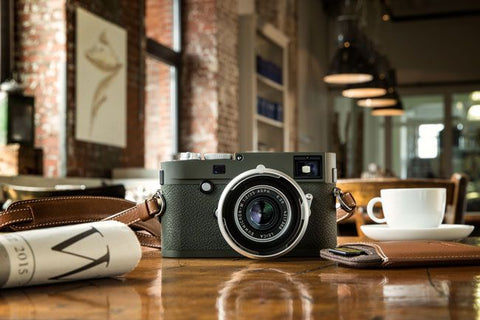 Leica M-P 240 Safari green edition set…welcome to the jungle!