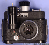 ROBOT STAR 50 WIND UP CLOCKWORK CAMERA W/ SCHNEIDER 30MM XENAGON F3.5 LENS