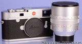 LEICA M10 PROTOTYPE SILVER CAMERA #08 + 50MM NOCTILUX F0.95 ASPH #08 RARE UNIQUE