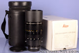 Leica Leitz 11267 70-180mm Vario-Apo-Elmarit-R f2.8 Black R Lens with Box MINT