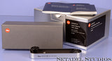 LEICA LEICAVIT M HISTORICA 14459 1975-2005 CHROME RAPID WINDER +BOX RARE 36/40