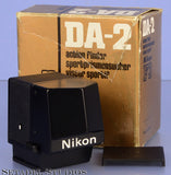 NIKON DA-2 ACTION FINDER F3 SPEED FINDER SPORT PRISM +BOX VERY RARE CLEAN NICE