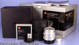LEICA LEITZ APO-SUMMICRON-M 50MM F2 ASPH SILVER CHROME 11412 6BIT LENS +BOX MINT