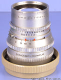 HASSELBLAD CARL ZEISS 150MM SONNAR F4 C CHROME LENS +CAP