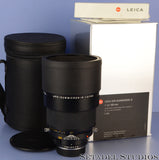 LEICA 11354 180MM APO-SUMMICRON-R F2 R ROM LENS +BOX MINT! VERY LATE # RARE!