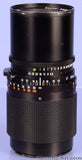 HASSELBLAD CARL ZEISS BLACK 250MM F5.6 SONNAR CF T* BLACK LENS NICE!