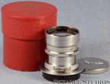 Leica 50mm Summar F2 Rigid Chrome SM Lens +Box Rare - Leica Lens - Setadel Studios Fine Photographic Equipment - 1