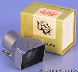 LEICA LEITZ SBLOO 35MM SUMMICRON F2 SUMMARON F2.8 BRIGHT LINE VIEWFINDER +BOX