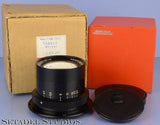 ZEISS IKON VOIGTLANDER HELIAR 30CM 300MM F4.5 LARGE FORMAT LENS +CAPS +BOX MINT