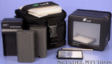 HASSELBLAD H LEAF APTUS 17 17MP CAMERA DIGITAL BACK x2 BATTERIES +CASE NICE!