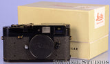 LEICA LEITZ M2 #949042 EARLY LEVER 10800 KOOHE 1958 BLACK PAINT CAMERA BODY RARE