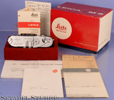 THE LAST LEICA M3 #1164865 CHROME 10150 CAMERA +BOX +PAPERS NEVER USED AMAZING!