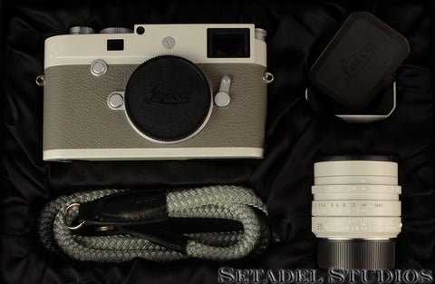 LEICA LEITZ 20033 M10-P GHOST EDITION FOR HODINKEE *ONLY 250 MADE RARE NIB