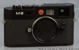 Leica M8 Prototype Black Rangefinder Camera Body Serial N.000052 Near Mint - Leica Camera - Setadel Studios Fine Photographic Equipment - 1