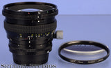 NIKON PC-NIKKOR 28MM F4 PERSPECTIVE CONTROL LENS +72MM L37C FILTER +CAPS CLEAN