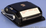 LINHOF 4x5 BLACK SUPER ROLLEX CAMERA FILM BACK 6X9 TECHNIKA TECHNIKARDON KARDON