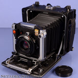 LINHOF MASTER TECHNIKA 2X3 LARGE FORMAT BODY +SCHNEIDER 100MM APO-SYMMAR F5.6 MC