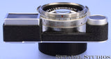 LEICA 35MM SUMMILUX F1.4 1st VERSION STEEL RIM M3 LENS +EYES LATE #2166711 RARE!