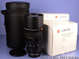 LEICA LEITZ 11267 70-180MM VARIO-APO-ELMARIT-R F2.8 BLACK R LENS W/BOX VERY NICE