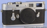 LEICA LEITZ M3 BETRIEBSKAMERA BETRIEBSK 1204 SINGLE STROKE SS 10150 IGEMO CAMERA BODY RARE!
