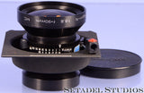 Rodenstock Grandagon-N 90mm F6.8 MC 4x5 Lens with Board +Compur 0 Near Mint