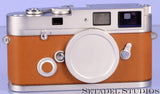 LEICA MP Hermes PROTOTYPE #3/8 CAMERA + 35MM SUMMICRON-M F2 ASPH +SHADE NICE!