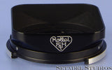 ROLLEI ROLLEIFLEX TLR BAY IV LENS SHADE HOOD 55MM DISTAGON +CASE CLEAN NICE