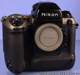 NIKON F5 TITANIUM 50 YEAR ANNIVERSARY FILM SLR CAMERA BODY +BOX. MINT! UNUSED!