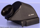 ROLLEI ROLLEIFLEX 45 DEGREE PRISM VIEWFINDER 6000 6008 SERIES CLEAN NICE!