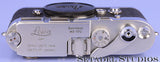 LEICA LEITZ M3 SS IGEMO 10150 BETRIEBSK INTERNAL TRANSITIONAL CAMERA #1172 RARE!
