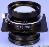 CARL ZEISS 135MM PLANAR F3.5 67MM T* 4X5 LENS +LINHOF TECHNIKA BOARD +CAPS