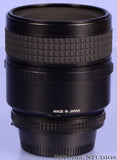 NIKON 60MM AF MICRO-NIKKOR F2.8 LENS + CAPS SHARP MINT! #206799