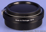 LEICA LEITZ 18771 M-ADAPTER-L SL T 6BIT LENS CAMERA ADAPTER +CAPS MINT