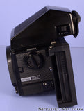 Bronica Zenza 6x7 Medium Format Camera Outfit w/ 100mm +65mm +Grip +Filmbacks