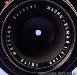 LEICA LEITZ UNIVERSAL FOCUSING BELLOW 16860 100MM MACRO-ELMAR F4 11230 SET 11270